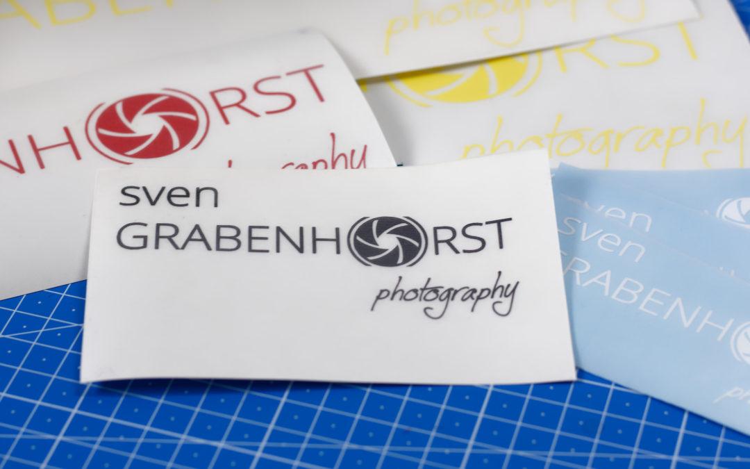 Aufkleber für sven.GRABENHORST.photography